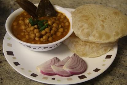 छोले - भटूरे Chhole Bhature