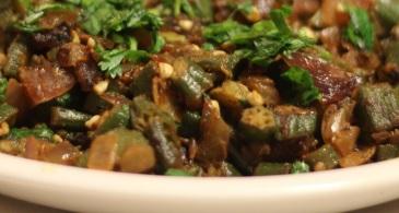 भिन्डी सब्जी Bhindi Sabji