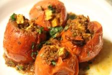 भरवाँ टमाटर Stuffed Tomato