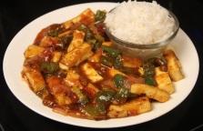टोफू मसाला Tofu Masala