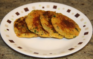 अालु टिकिया फलाहारी Aloo Tikki Fasting Food
